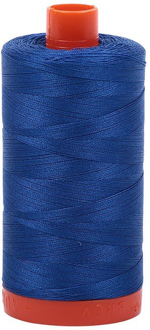 Aurifil - 50WT Cotton Thread -  BLUEWORK