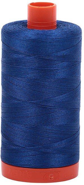 Aurifil - 50WT Cotton Thread -  BLU SUED
