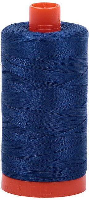Aurifil - 50WT Cotton Thread -  BLUE RIB