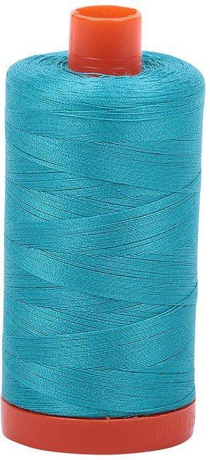 Aurifil - 50WT Cotton Thread -  AQUA