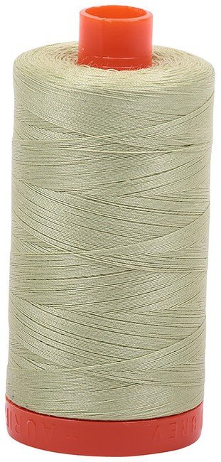 Aurifil - 50WT Cotton Thread -  LT AVOCA