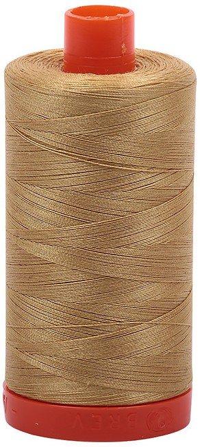 Aurifil - 50WT Cotton Thread -  GOLD