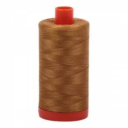 Aurifil - 50WT Cotton Thread -  BRASS