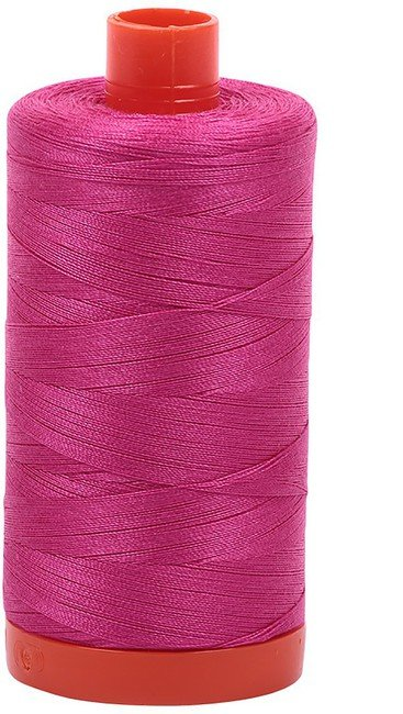 Aurifil - 50WT Cotton Thread -  FLAMINGO