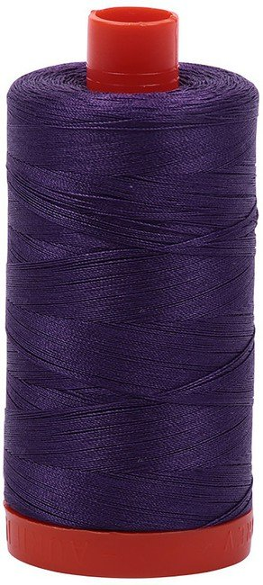 Aurifil - 50WT Cotton Thread -  PUR SHDW