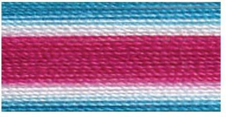 Aurifil - 50WT Cotton Thread -  Varigated PK/BLU