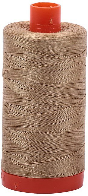 Aurifil - 50WT Cotton Thread -  SAHARA C