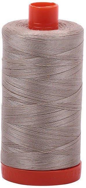 Aurifil - 50WT Cotton Thread -  ROPE BEG
