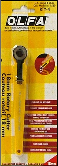 Olfa - Rotary Cutter 18 mm