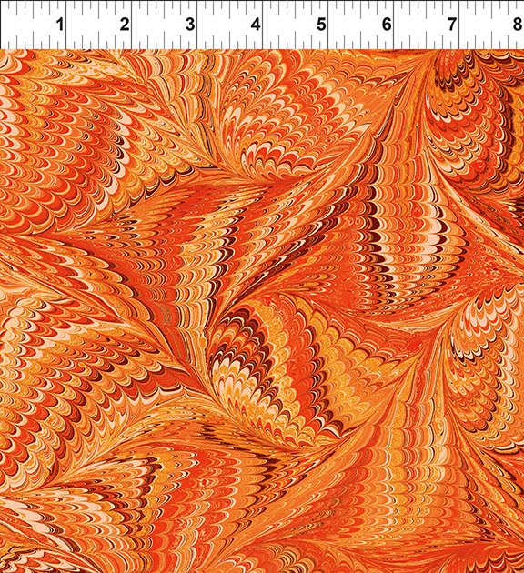 In the Beginning, Marble Essence - Genova Orange