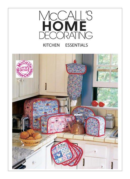McCall's Pattern - Kitchen Essentials M2018