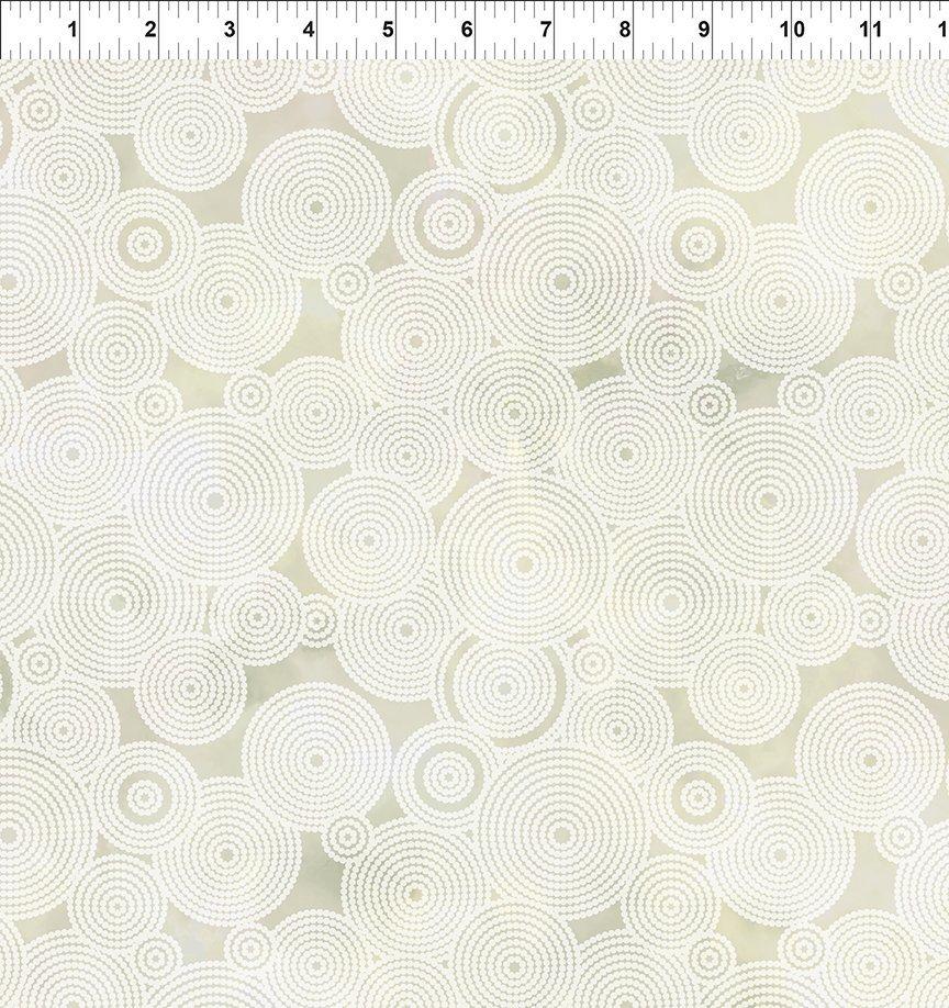 In the Beginning, Floragraphix V - Circles Cream