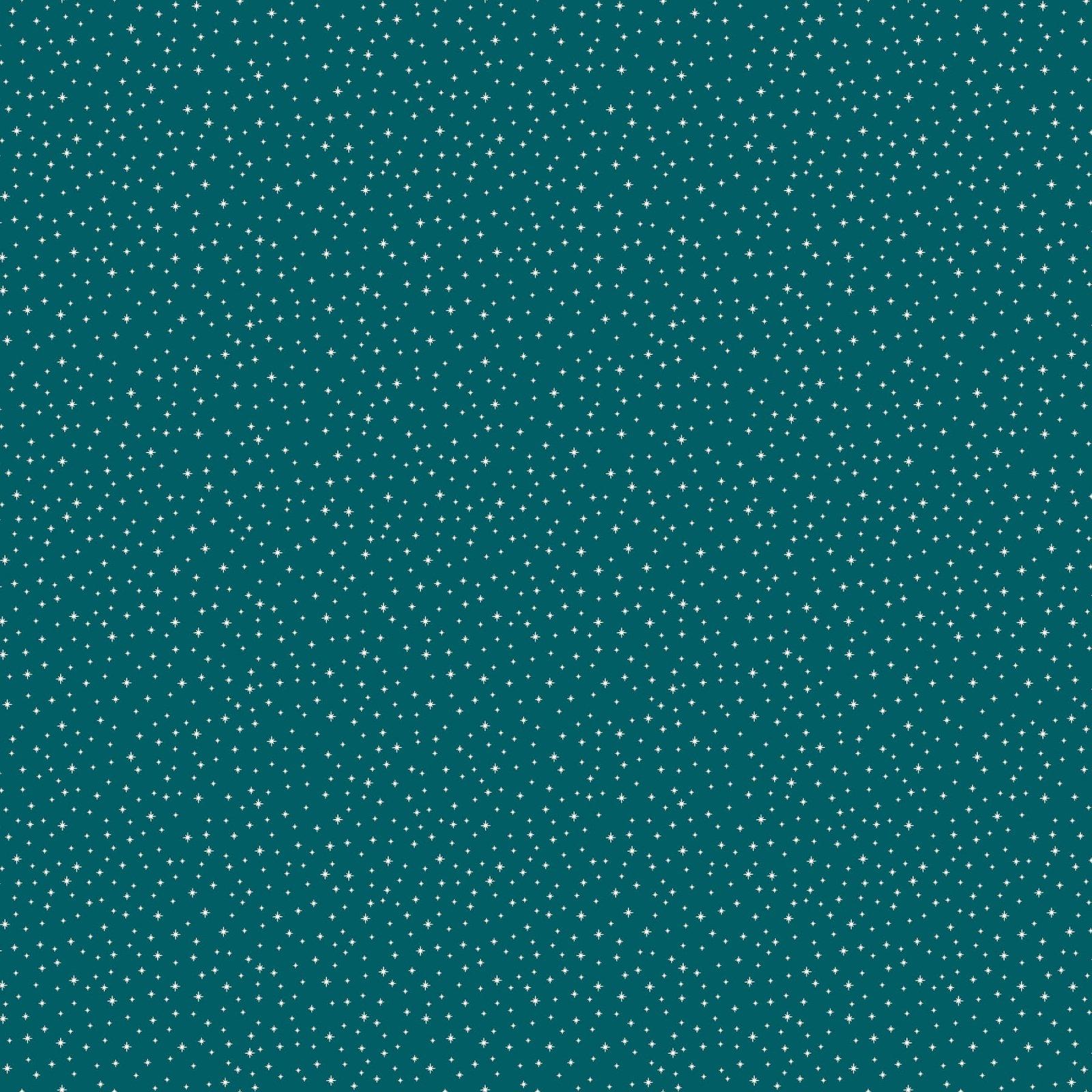 FIGO, Peppermint - Stars Dk. Green