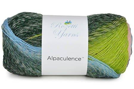 Rozetti Yarns - Alpaculence - Peridot