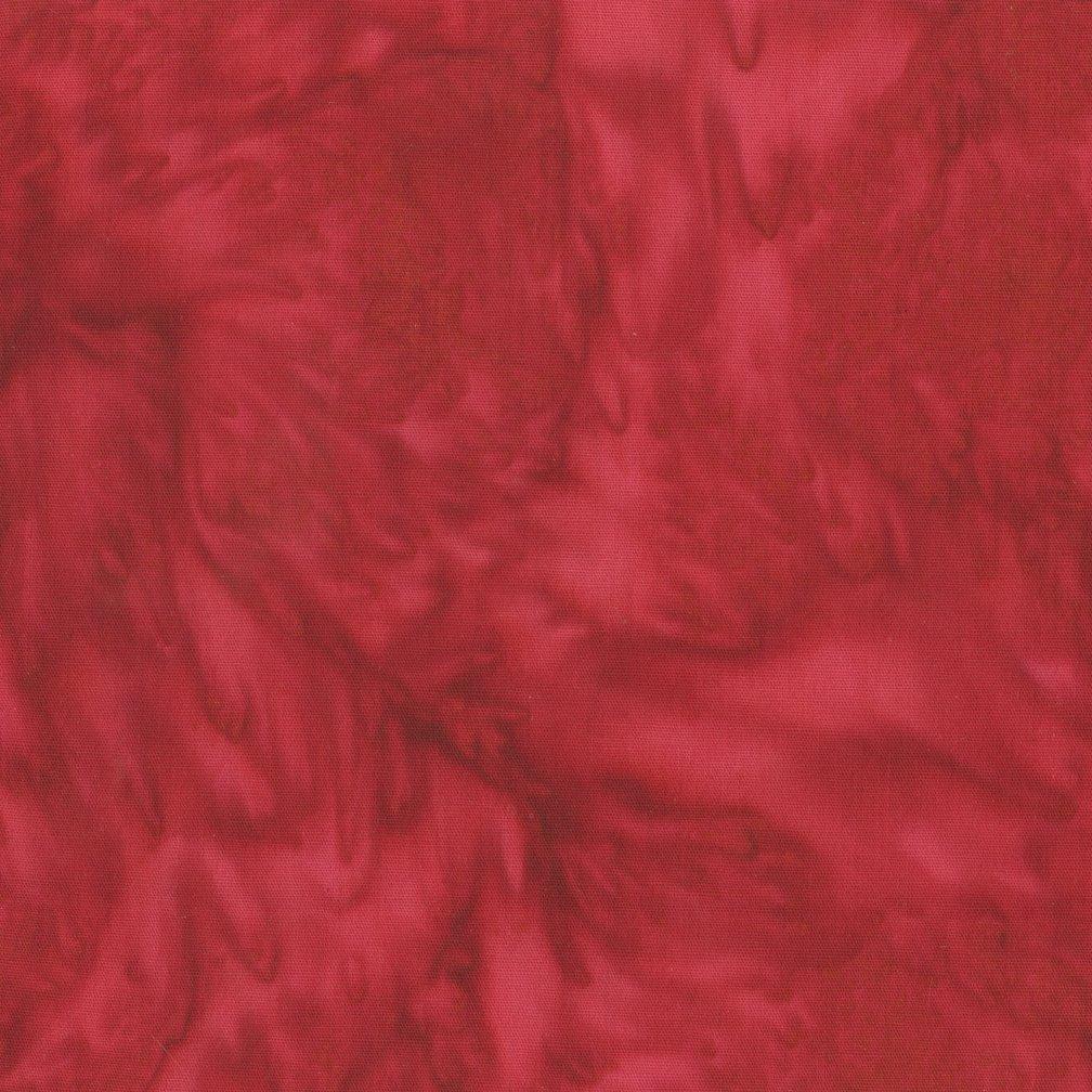 Anthology Batiks  - Exotic Red