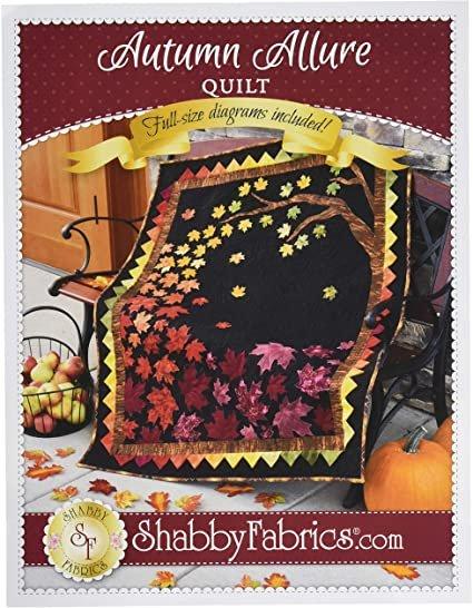 Autumn Allure Quilt pattern