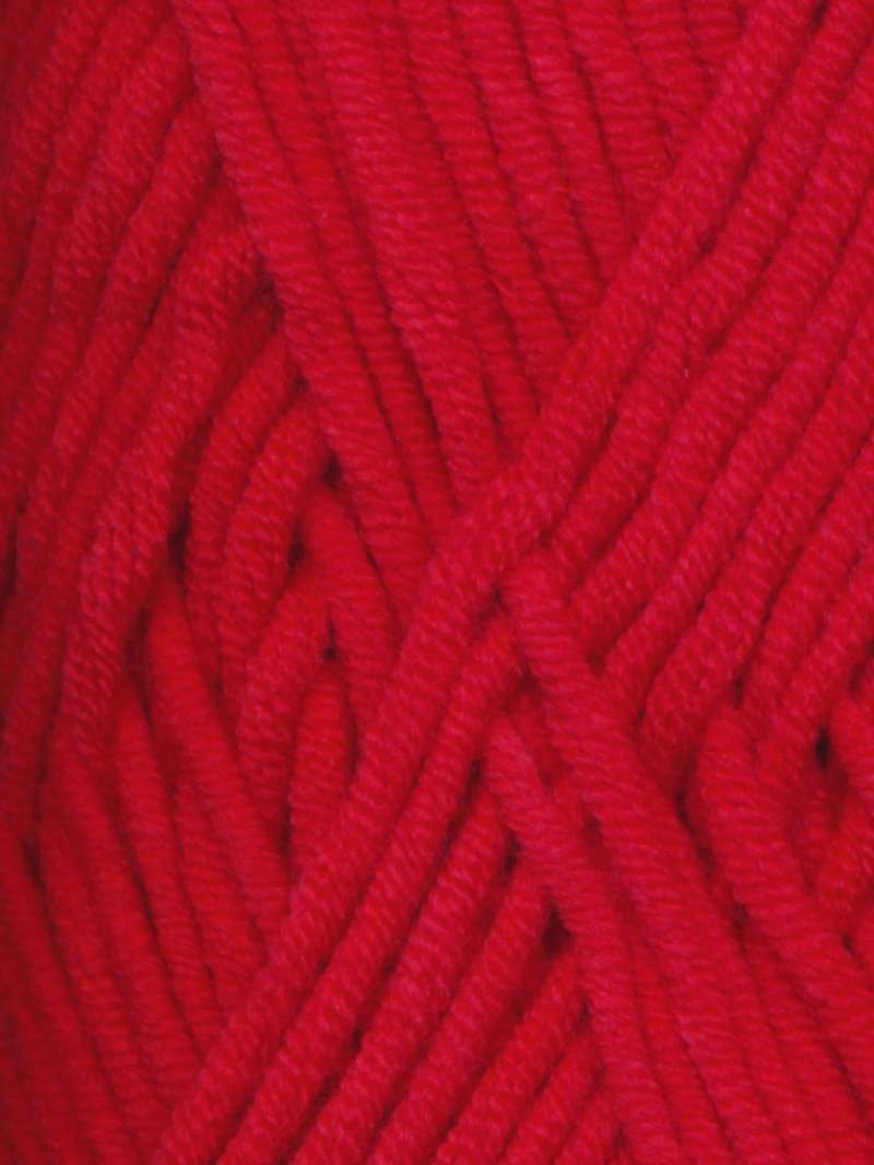 Euro Baby - Babe Soft Cotton Chunky - Cherry Red