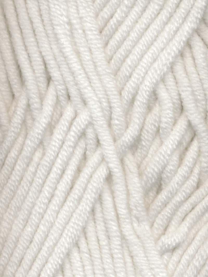 Euro Baby - Babe Soft Cotton Chunky - Pure White
