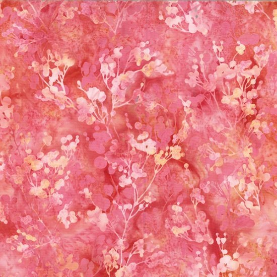 Bali Batiks Blossoms by Hoffman Q2188-488