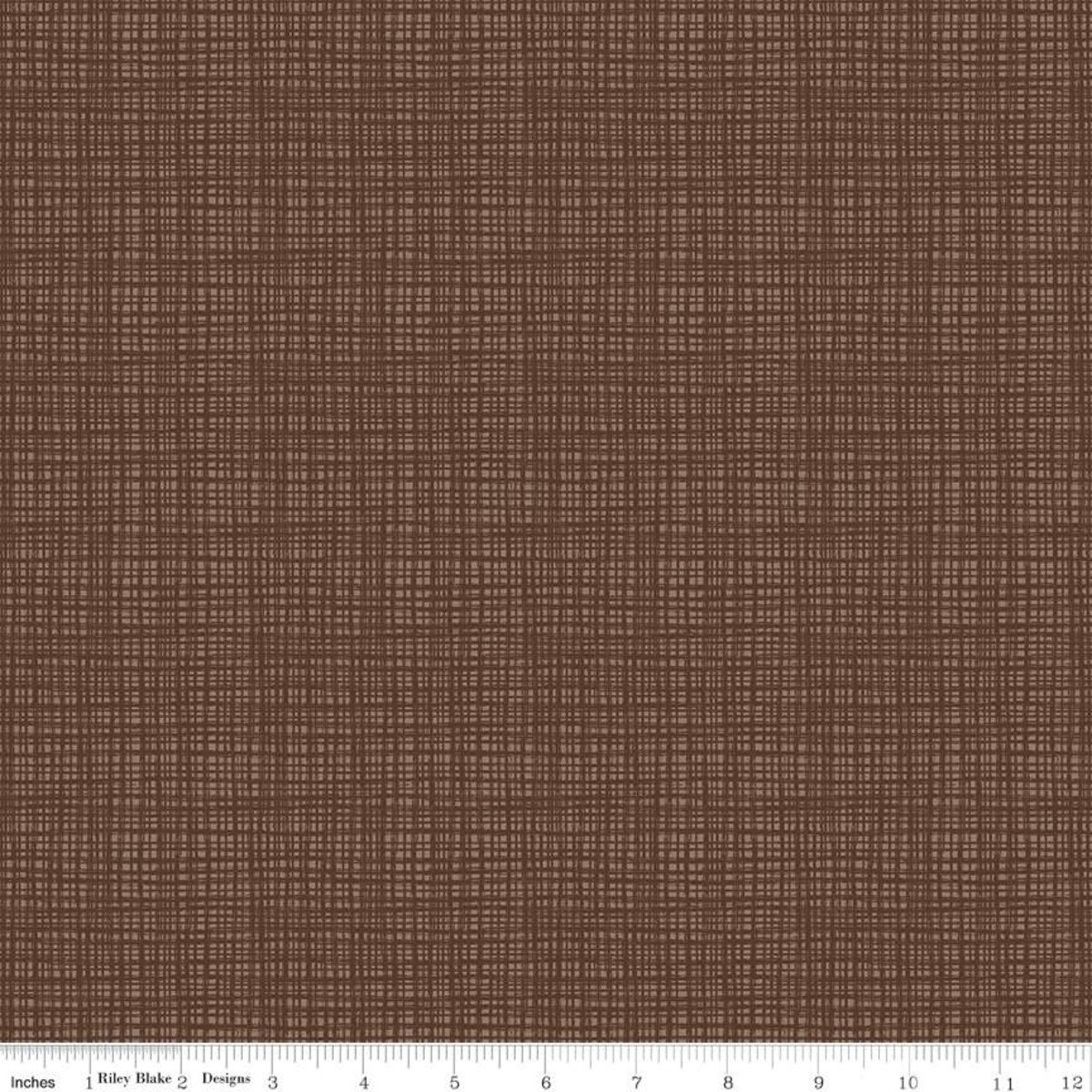 Riley Blake, Texture Basic, CHOCOLATE