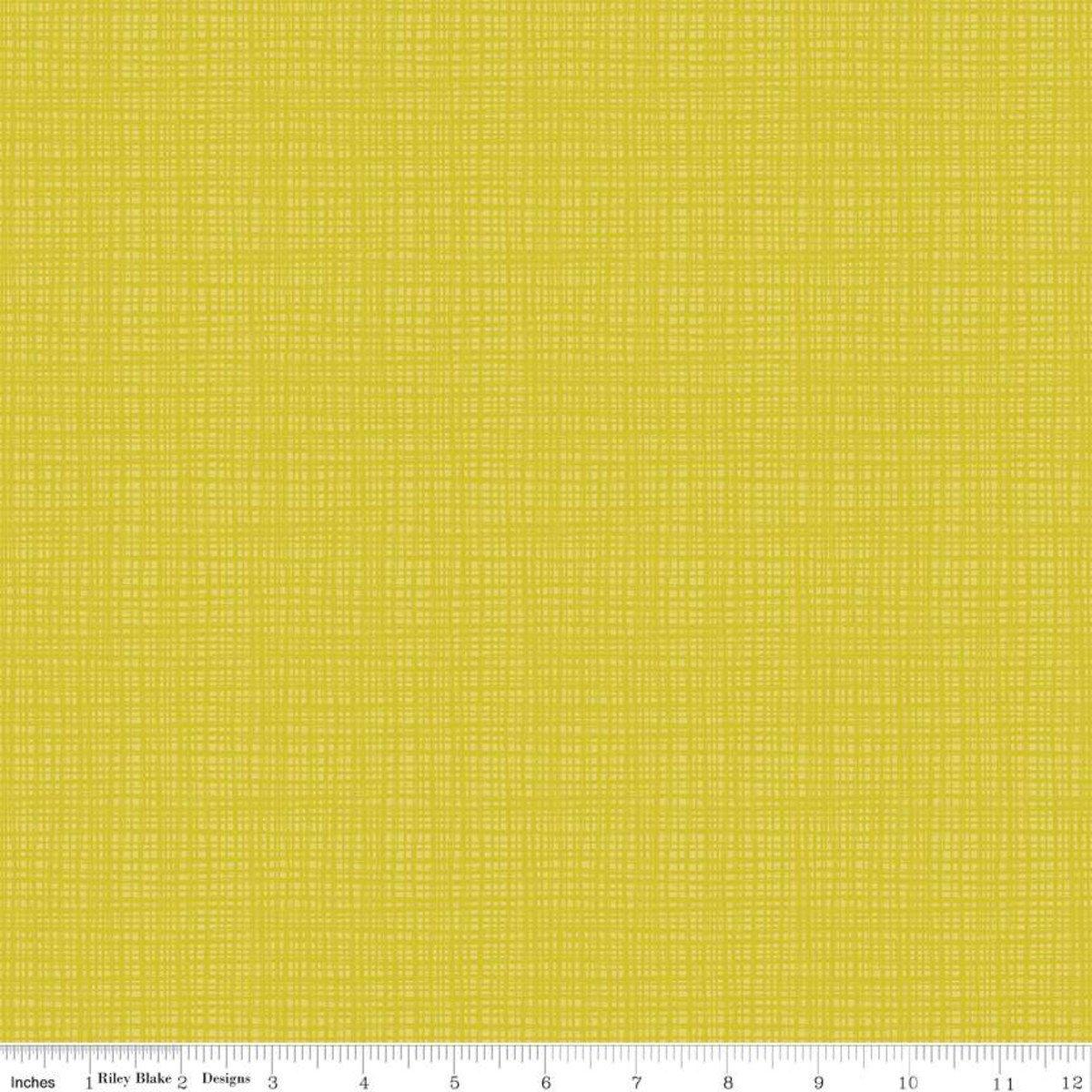 Riley Blake, Texture Basic, CITRON