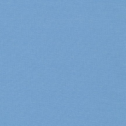 Kona Cotton Solid, Candy Blue