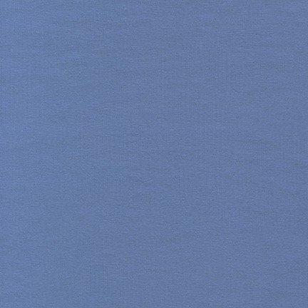 Laguna Jersey by Robert Kaufman -  Cornflower