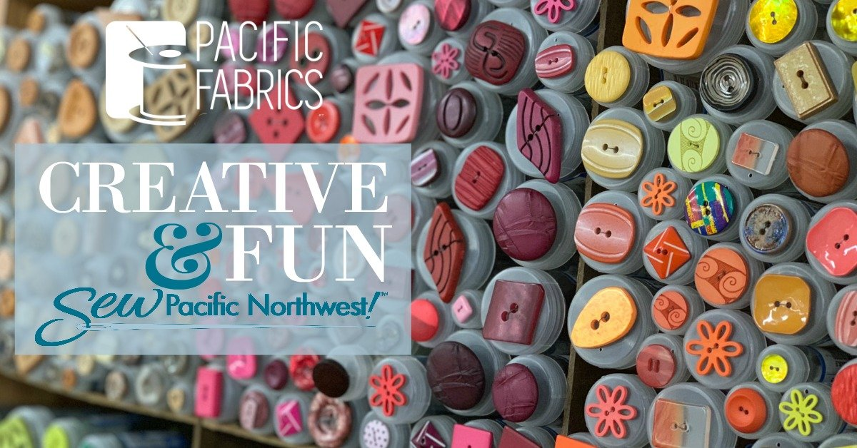 Pacific Fabrics - Fashion, Quilting, Classes & more