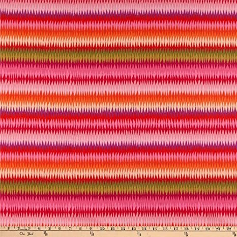 Kaffe Fassett, Diamond Stripe Pink