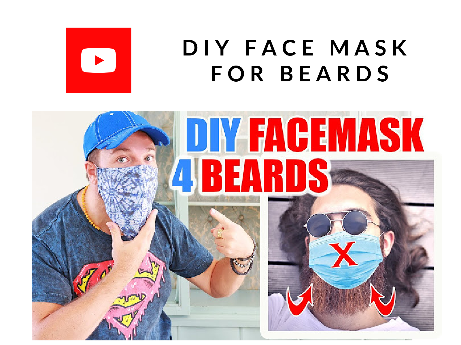 Face Masks 4 Beards