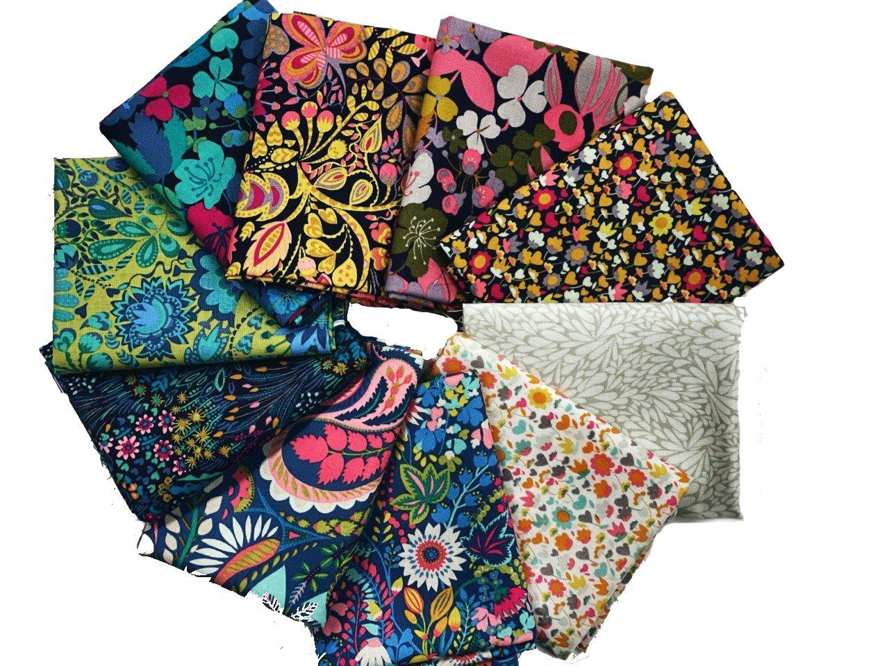 Windham Fabrics - Solstice -10 pc Fat Quarter Bundle