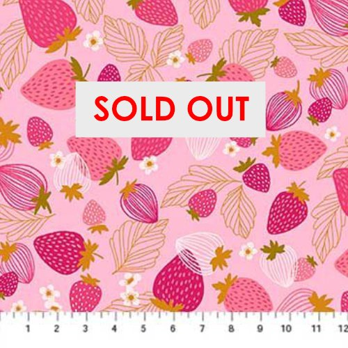 FIGO, Sangria, Strawberries Pink