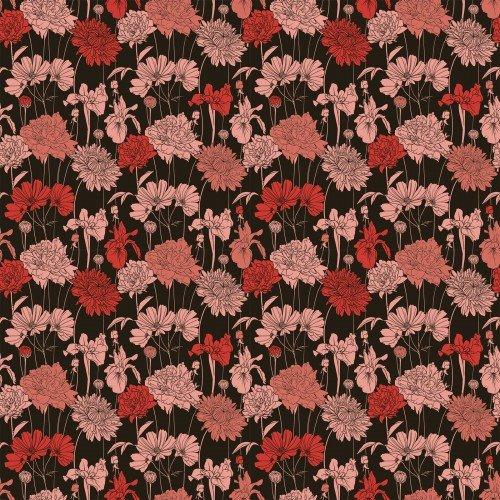 In The Beginning, Garden Delights III, Bouquet RED