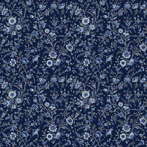 In The Beginning, Garden Delights III, Delicate Blooms BLUE