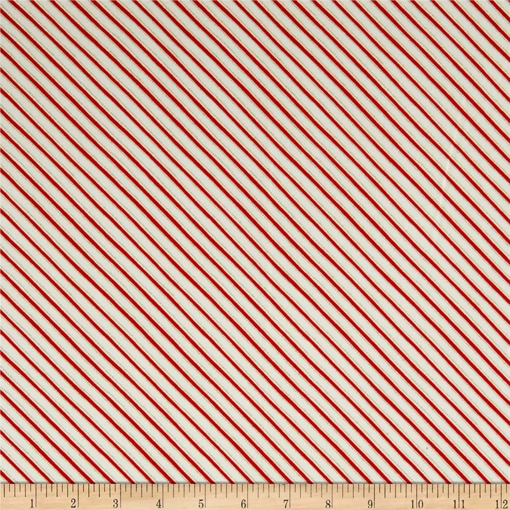 Andover, Metallic Mistletoe - Gift Wrap