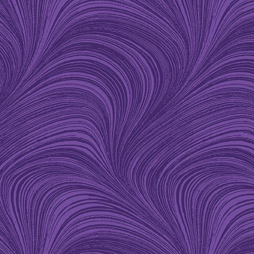 Benartex, WAVE TEXTURE, Grape