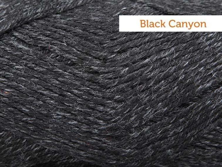 Lion Brand - Heartland - Black Canyon