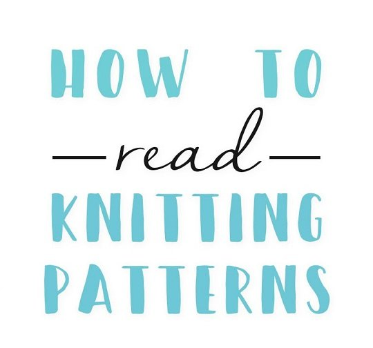 Sodo Knitting Pattern Reading 1 Day