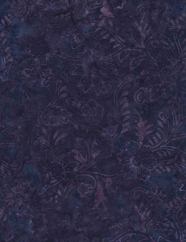 Timeless Treasures, Tonga Batiks Hyacinth