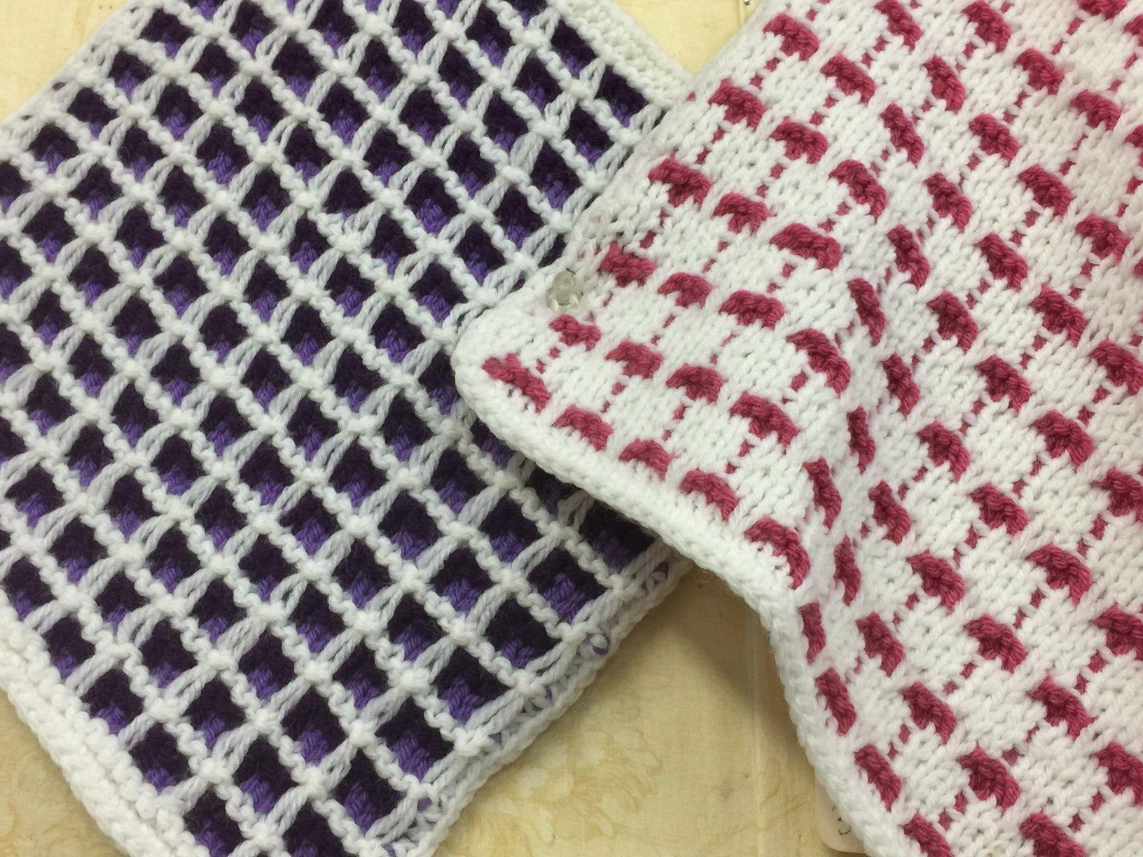 SODO-Slip-Stitch Knitting (1 day)