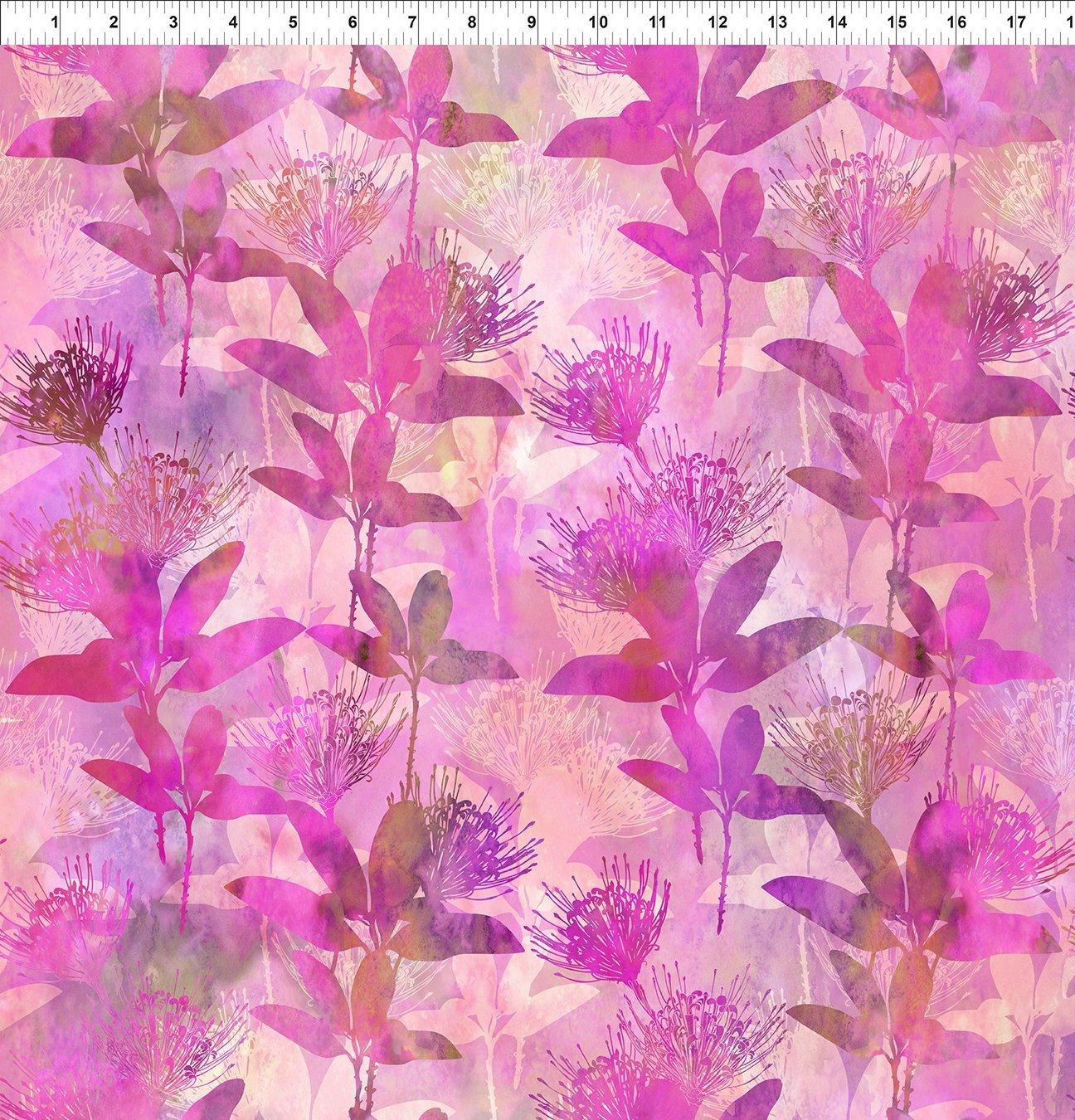 In the Beginning Australian Beauties - Pink Floral