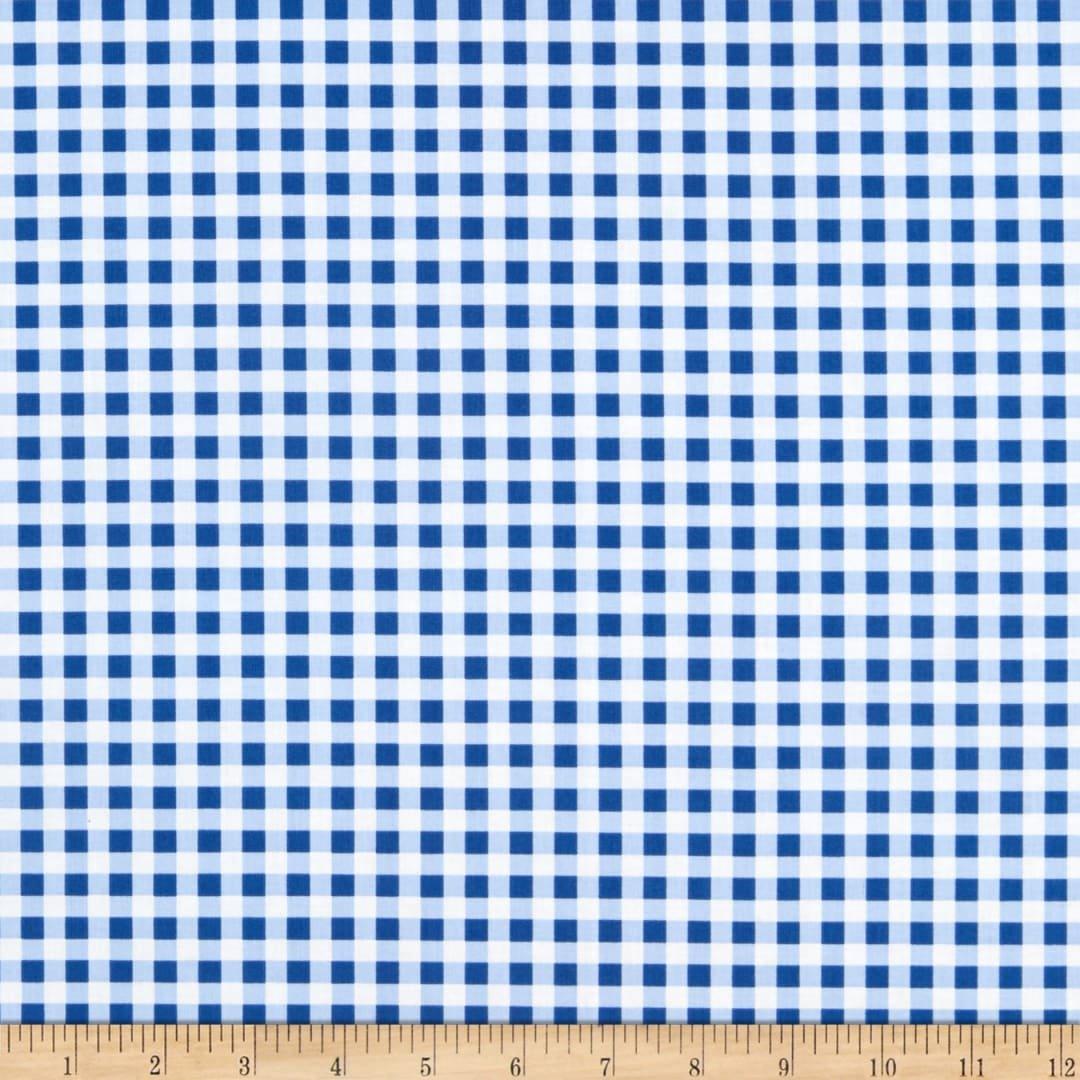 In The Beginning, Cherry Lemonade Plaid Blue