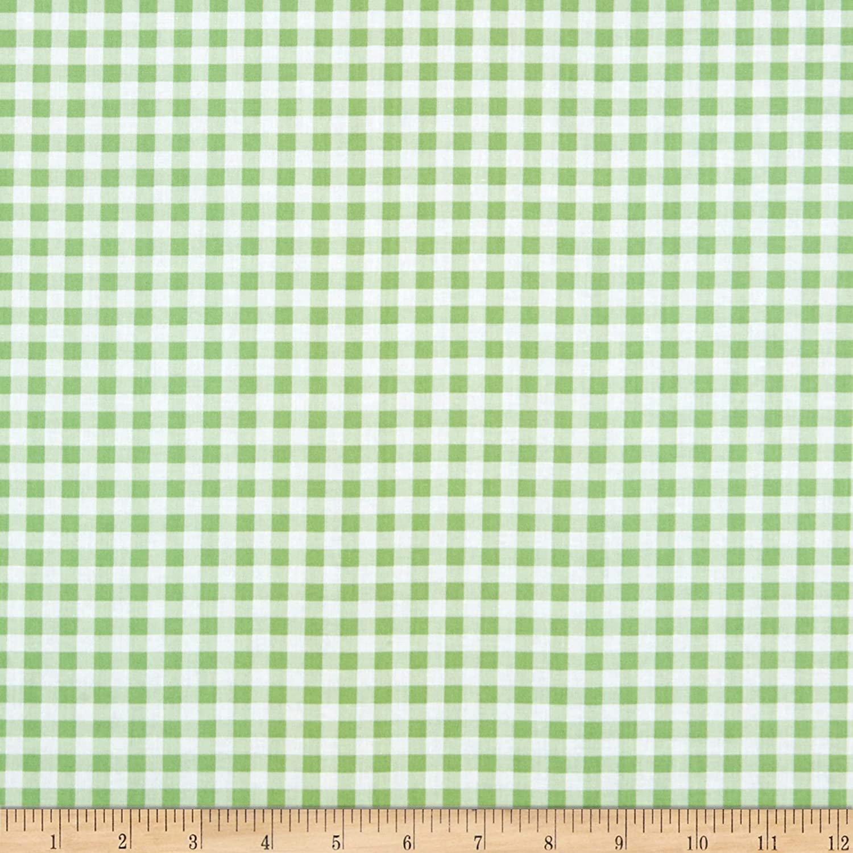In The Beginning, Cherry Lemonade Plaid Green