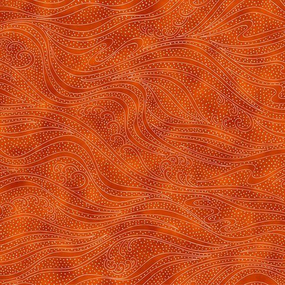 In the Beginning Color Movement  - Amber