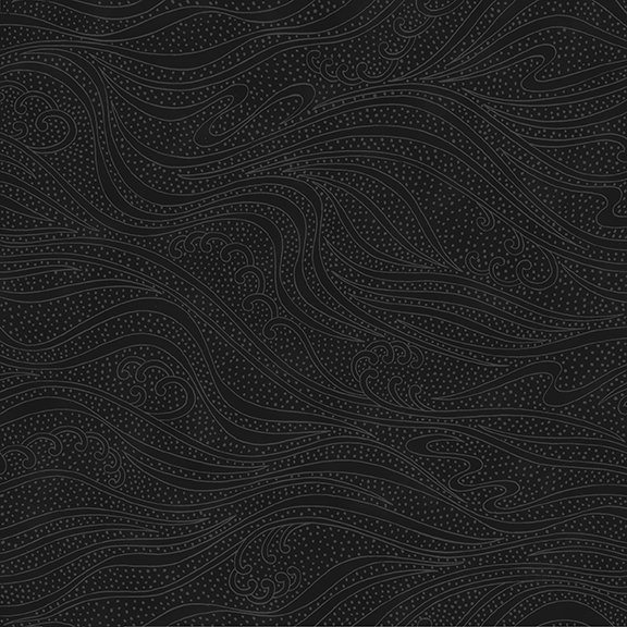 In the Beginning Color Movement  - Black