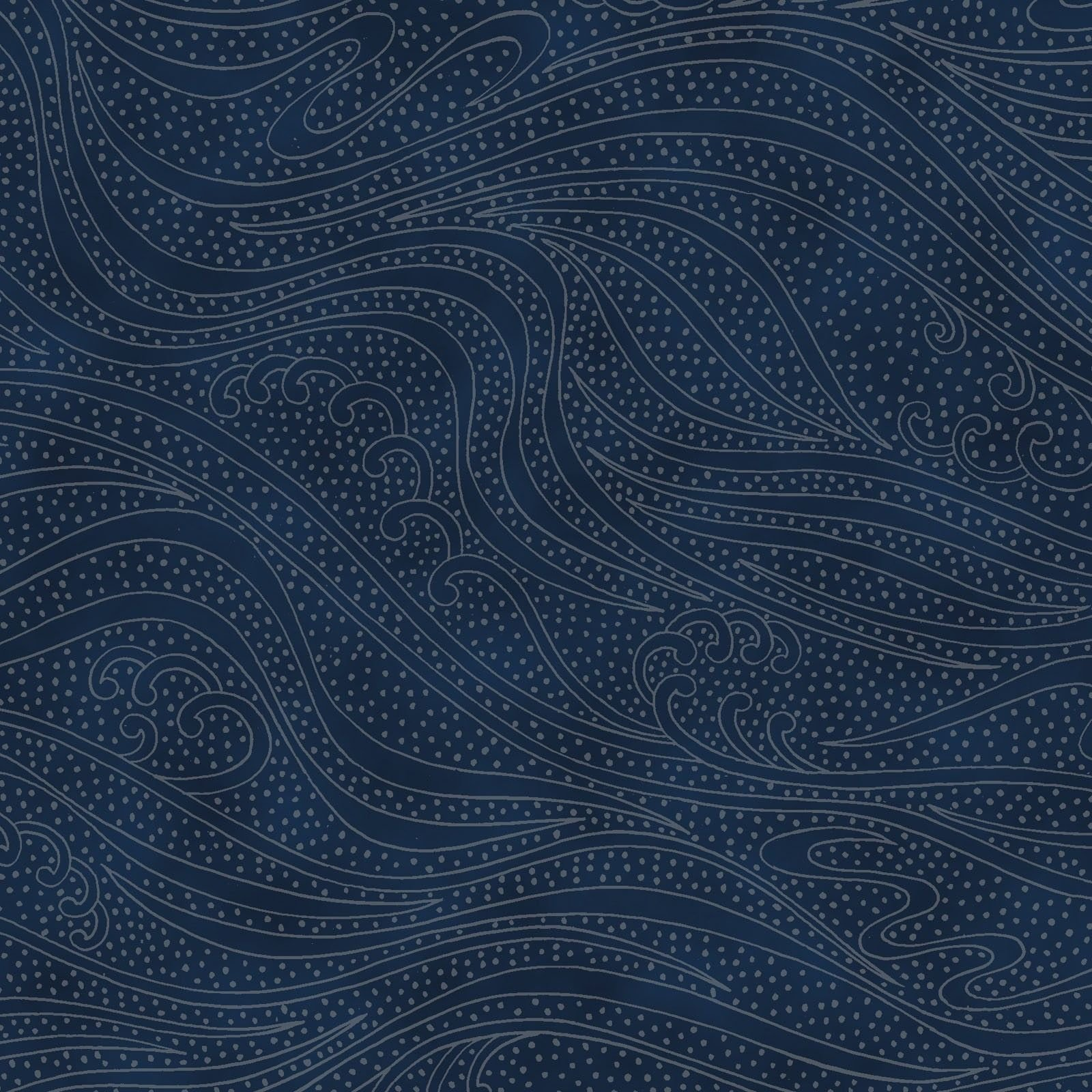 In the Beginning Color Movement  - Lapis