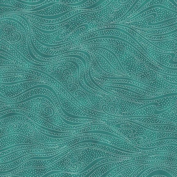 In the Beginning Color Movement - Ocean