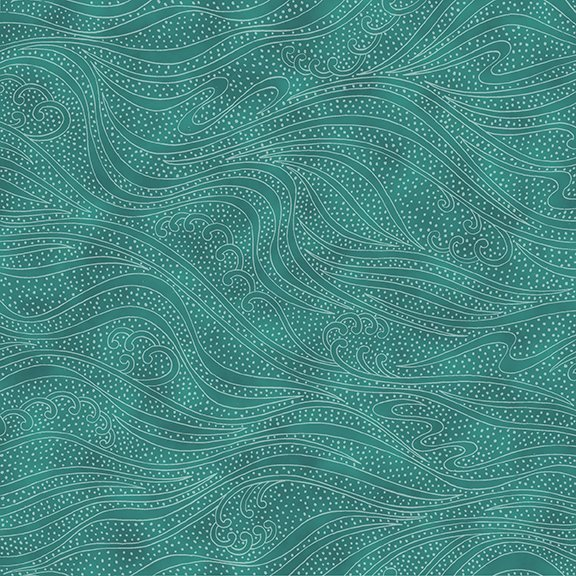 In the Beginning Color Movement - Ocean