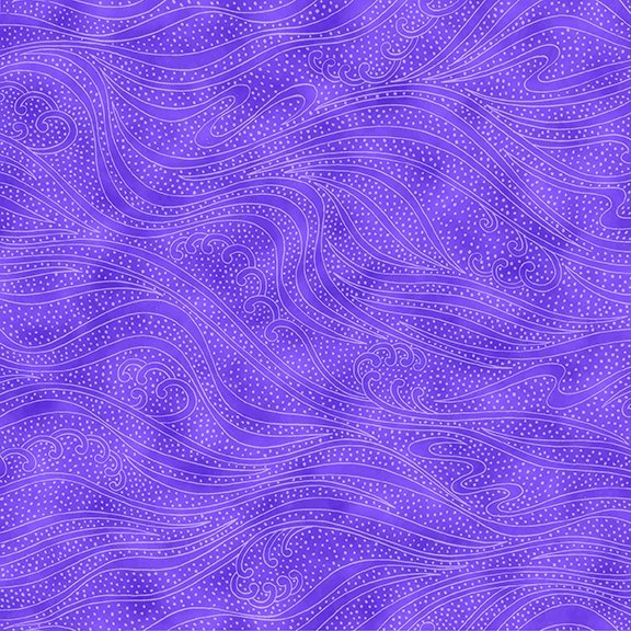 In the Beginning Color Movement - Periwinkle