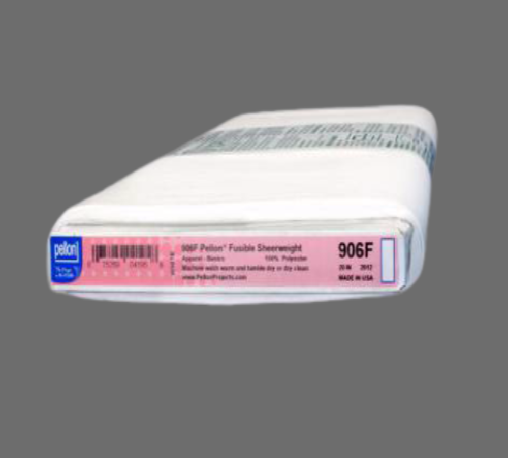 Lightweight Fusible Pellon 20 inches